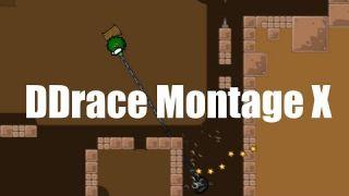 Teeworlds DDrace Montage X - ChillerDragon